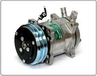 Image of Sanden compressors - SD7H13