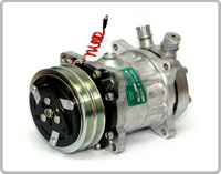 Image of Sanden compressors - SD5H14