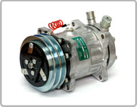 Sanden compressors - Southern Sales and Services