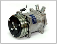 Image of Sanden compressor - SD7L13