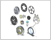 Image of Sanden compressors - Service parts