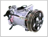 Image of Sanden compressors - TRSA & TRSE